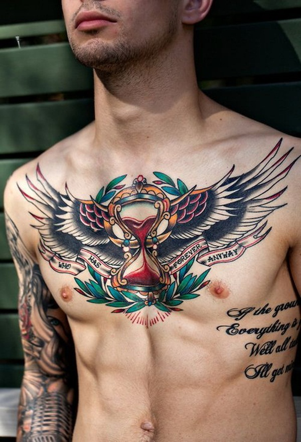 Awesome Chest Tattoos