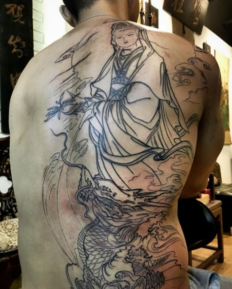 Awesome Chinese Tattoo Designs