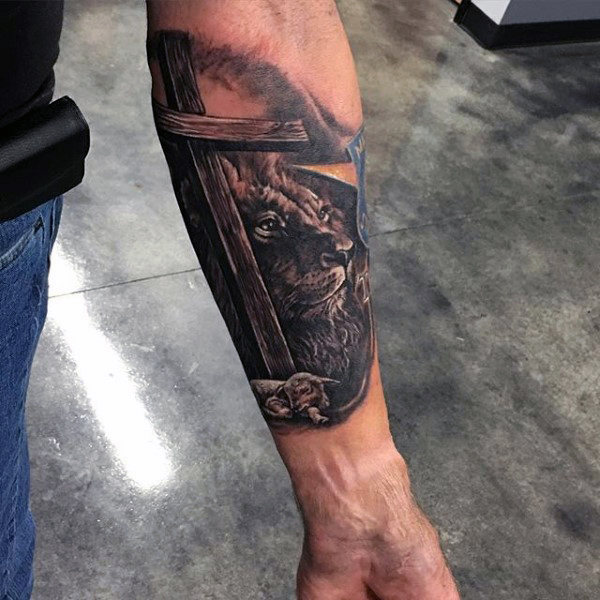 Awesome Christian Tattoo