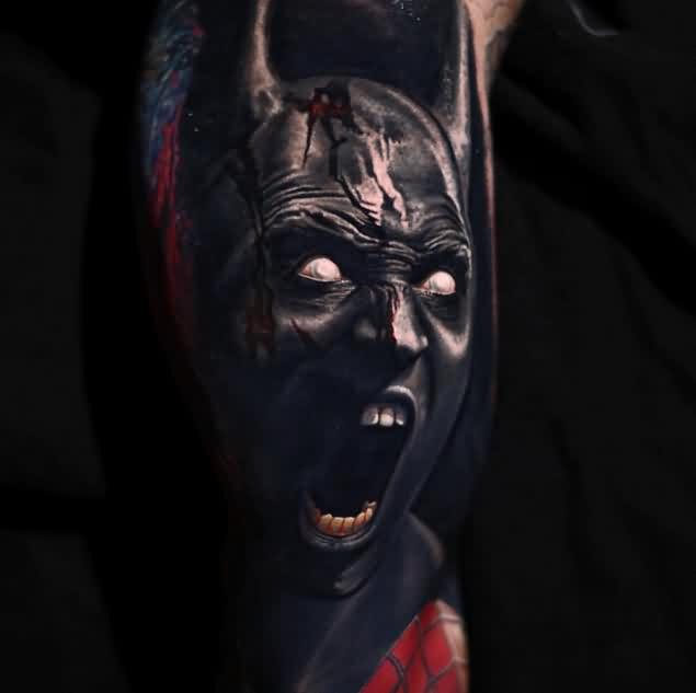 Awesome Comic Tattoos
