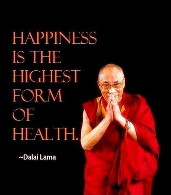 Awesome Dalai Lama Quotation