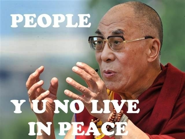 Awesome Dalai Lama Sayings