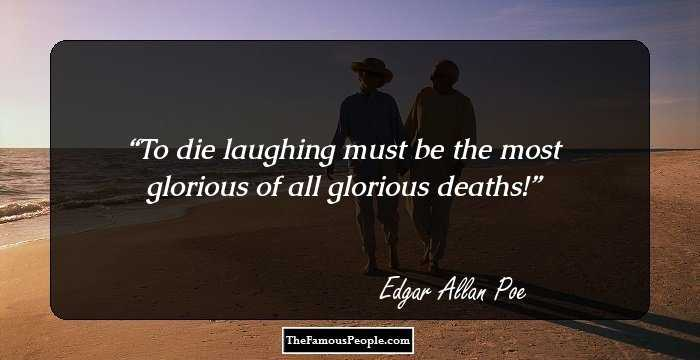 Awesome Edgar Allan Quotation and Sayings