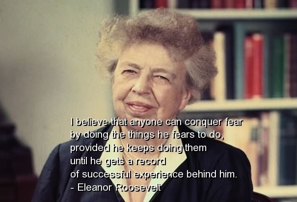 Awesome Eleanor Roosevelt Quotations