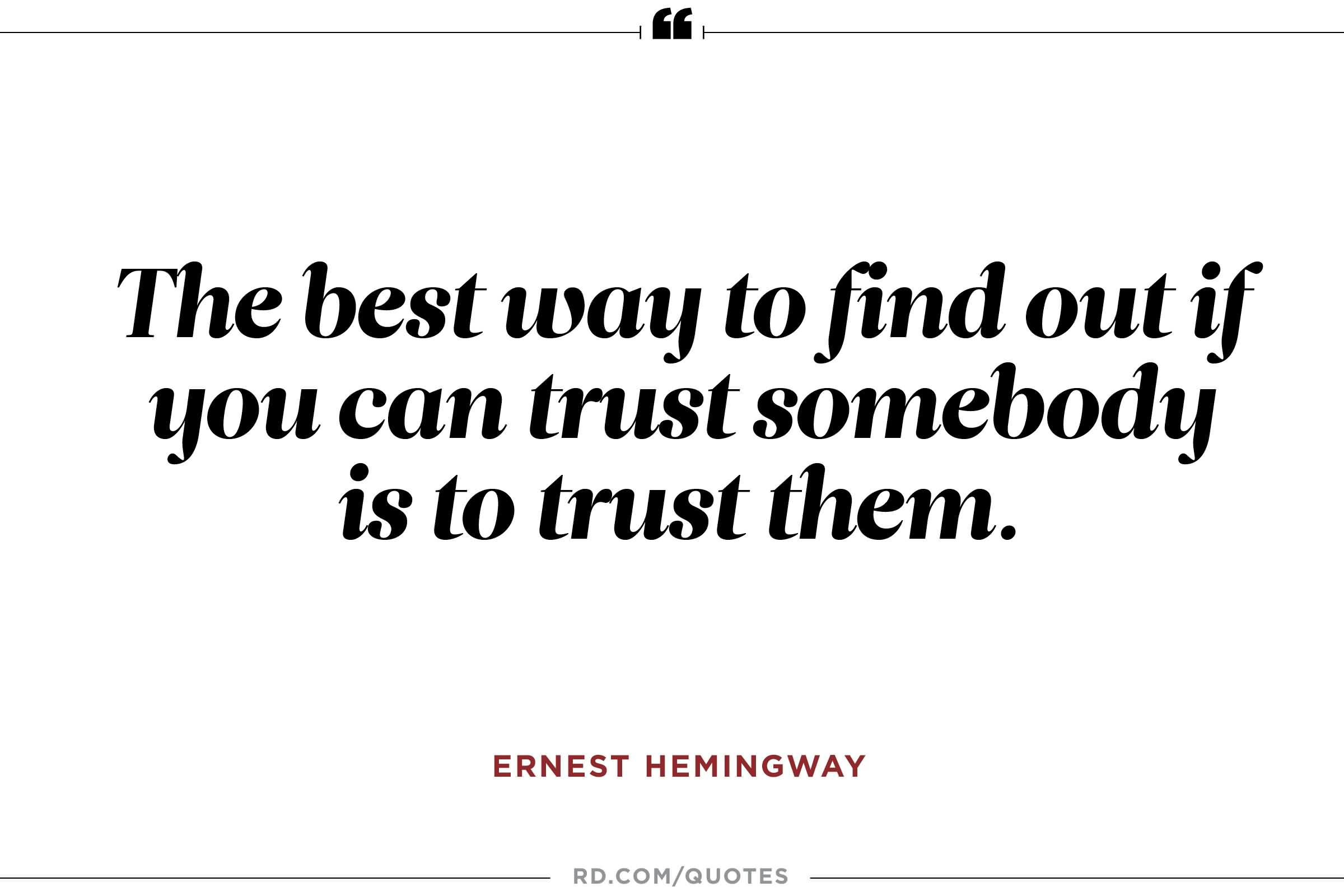 Awesome Ernest Hemingway Quotes