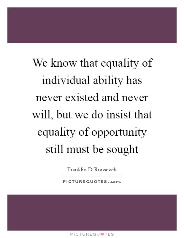 Awesome Franklin D Roosevelt Quotations