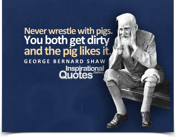 Awesome George Bernard Shaw Quotes