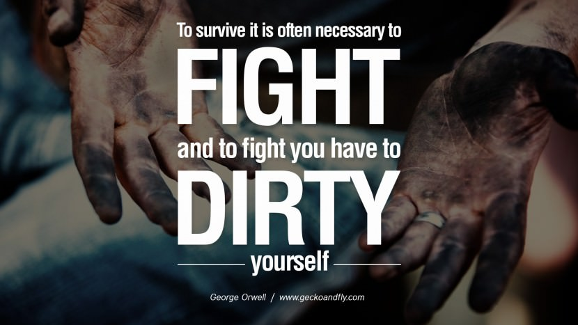Awesome George Orwell Quotations
