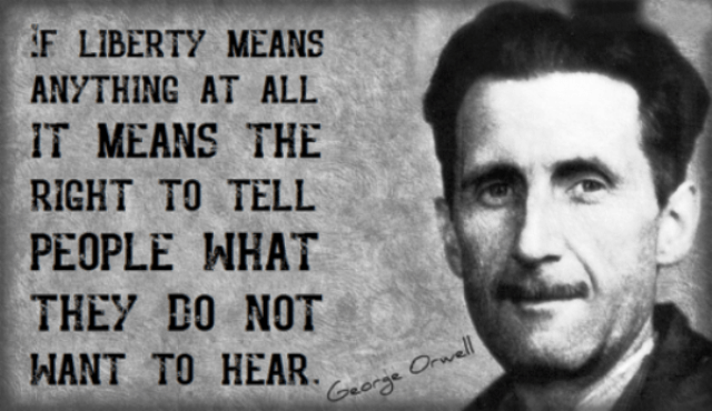 Awesome George Orwell Quotes