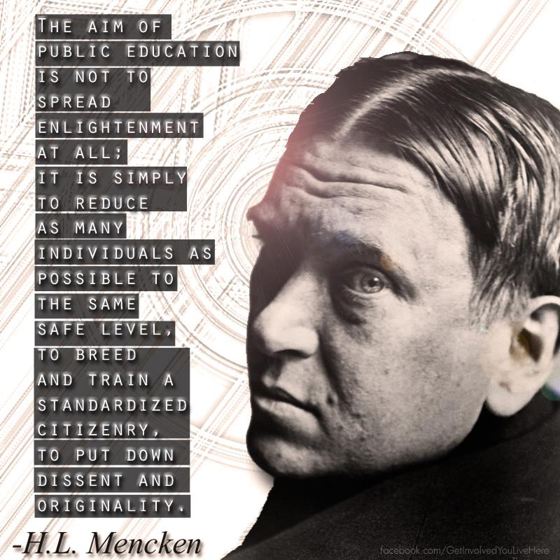 Awesome H L Mencken Quotes