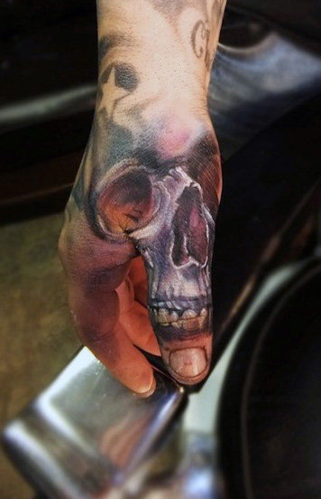 Awesome Hand Tattoos Designs