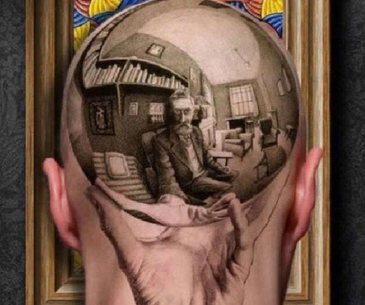 Awesome Head Tattoo Designs