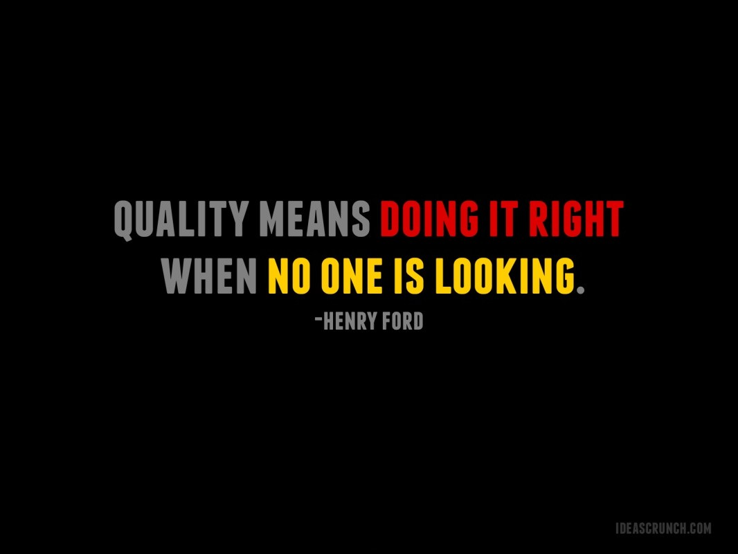 Awesome Henry Ford Quotations