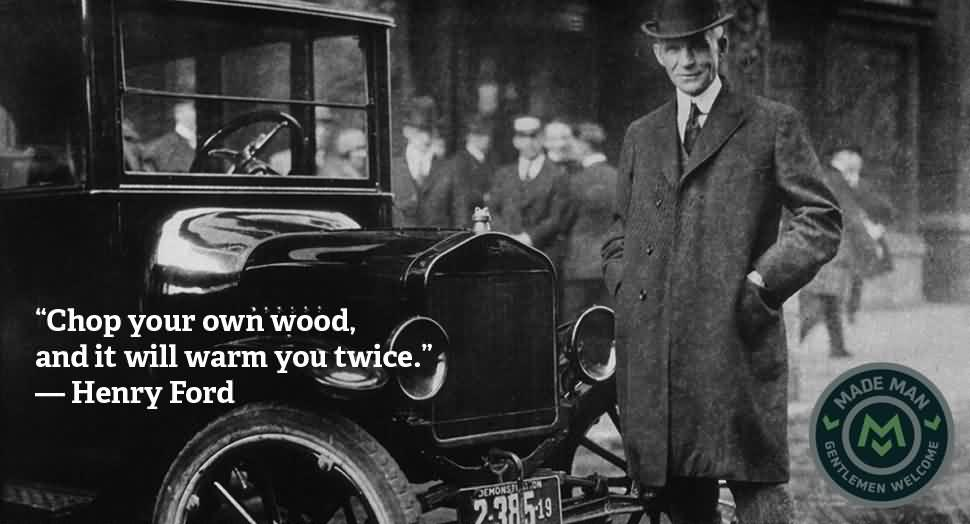 Awesome Henry Ford Quotes