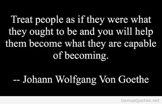 Awesome Johann Wolfgang Von Goethe Quotations