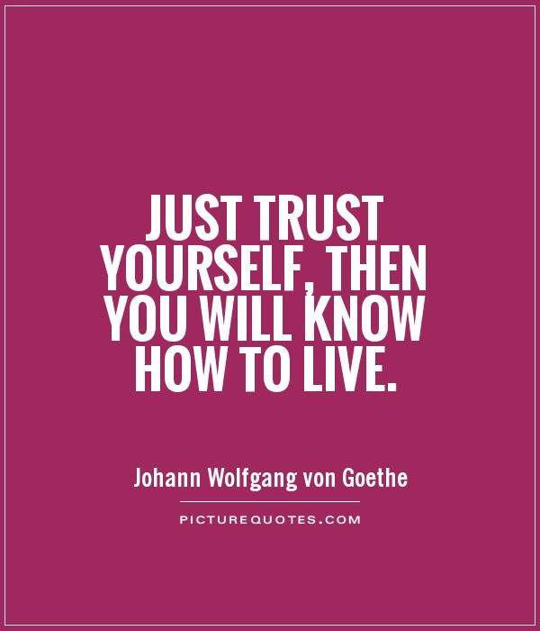 Awesome Johann Wolfgang Von Goethe Sayings