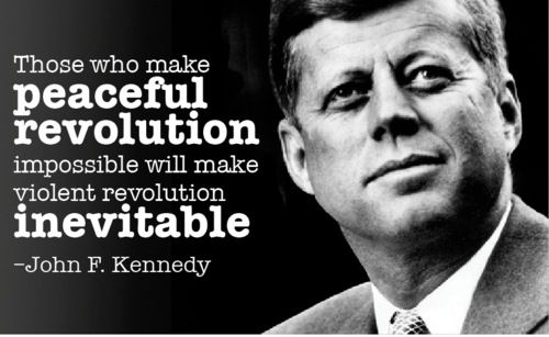 Awesome John F. Kennedy Quotations