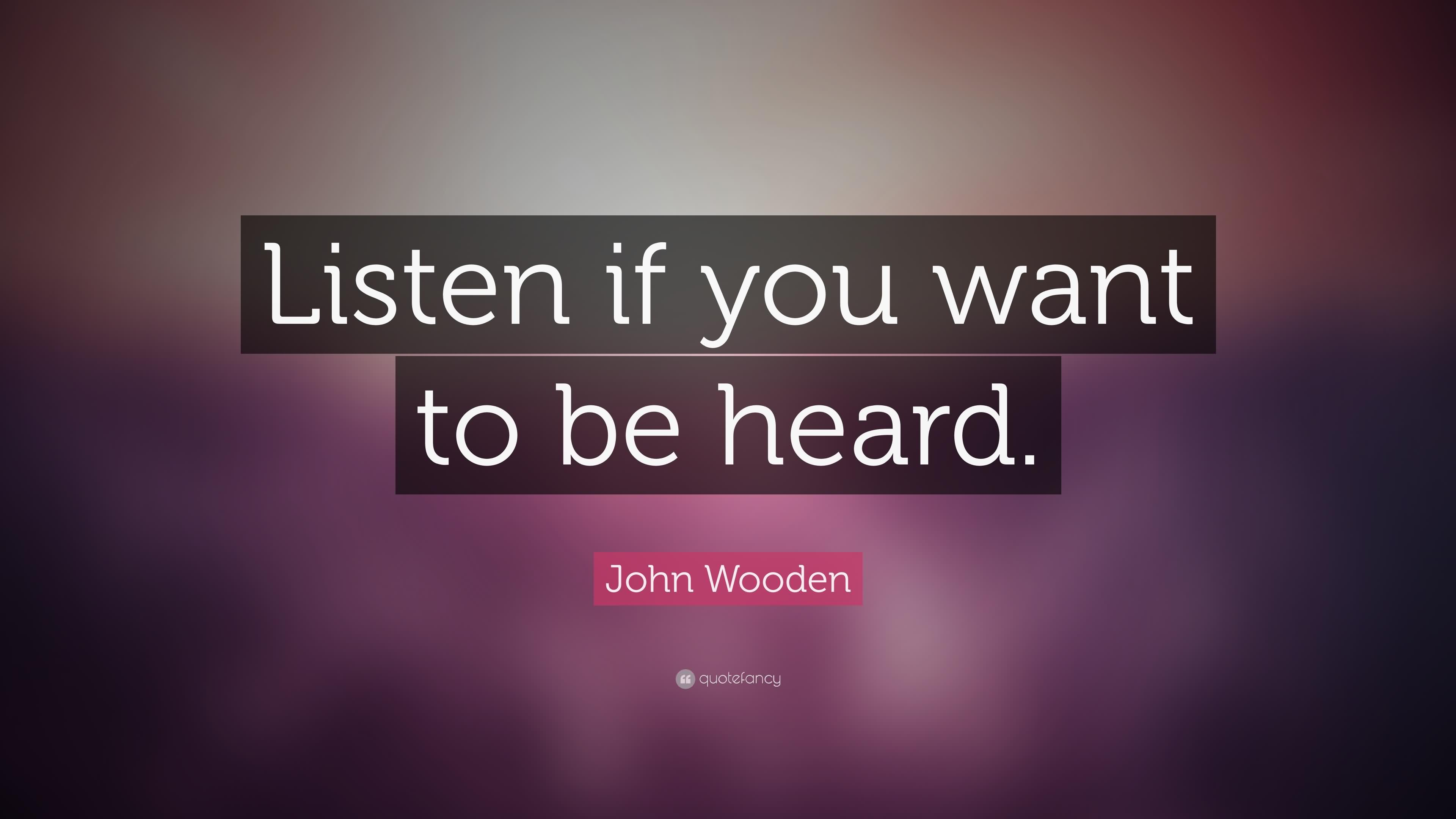 Awesome John Wooden Quotes