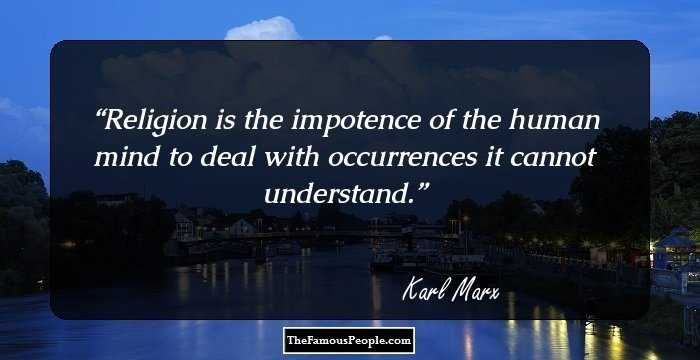 Awesome Karl Marx Quotations and Sayings