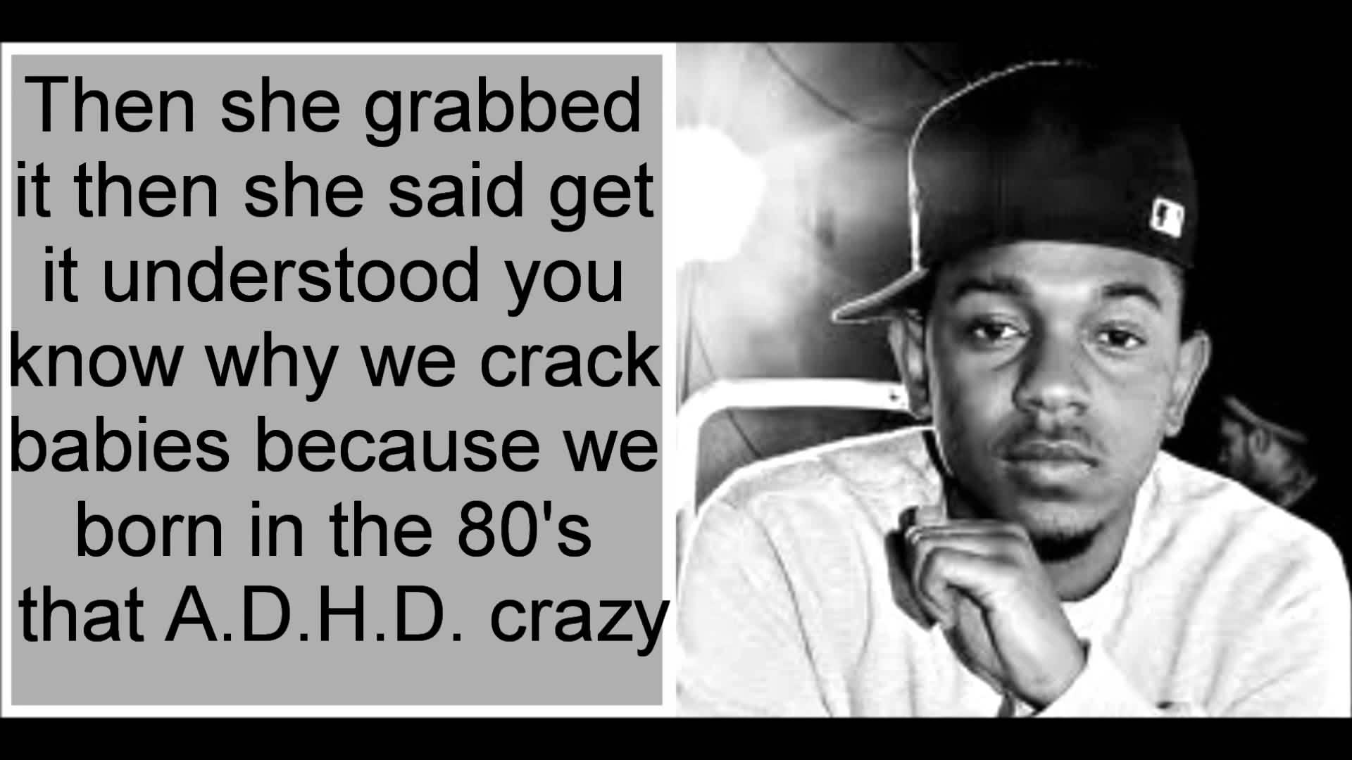 Awesome Kendrick Lamar Quotes