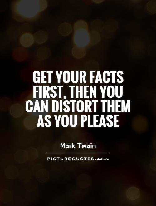 Awesome Mark Twain Quotations and Sayings