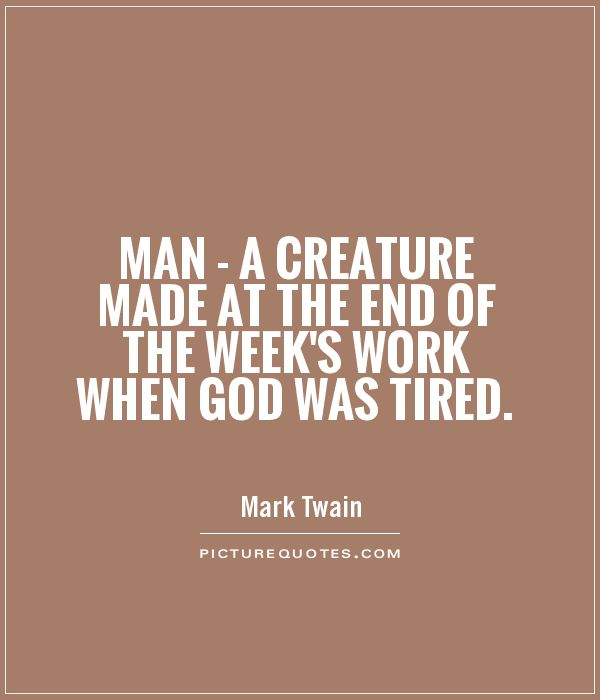 Awesome Mark Twain Quotations