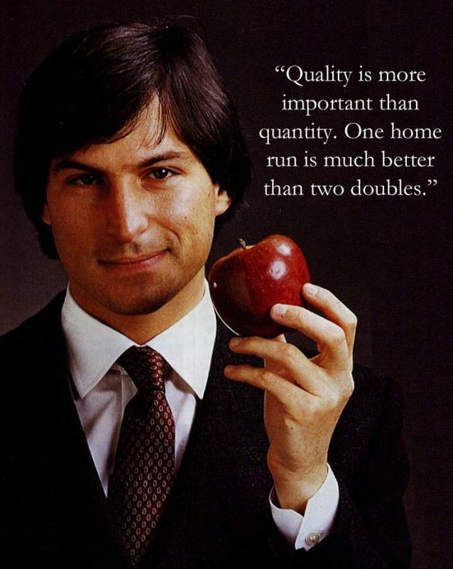 Awesome Steve Jobs Sayings