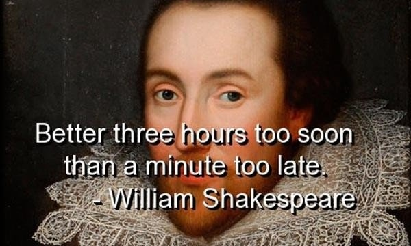 Awesome William Shakespeare Quotations
