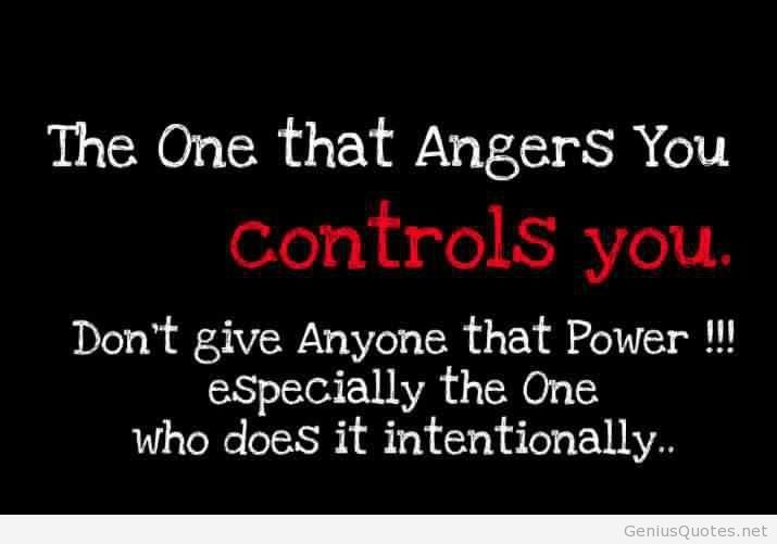 Beautiful Anger Quotations