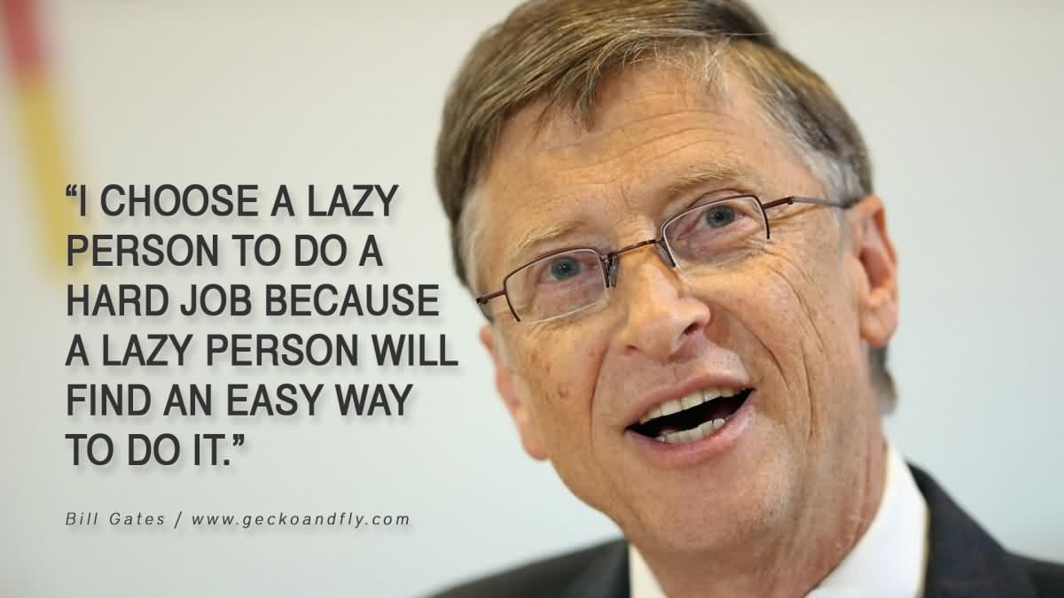 Beautiful Bill Gates Quotes