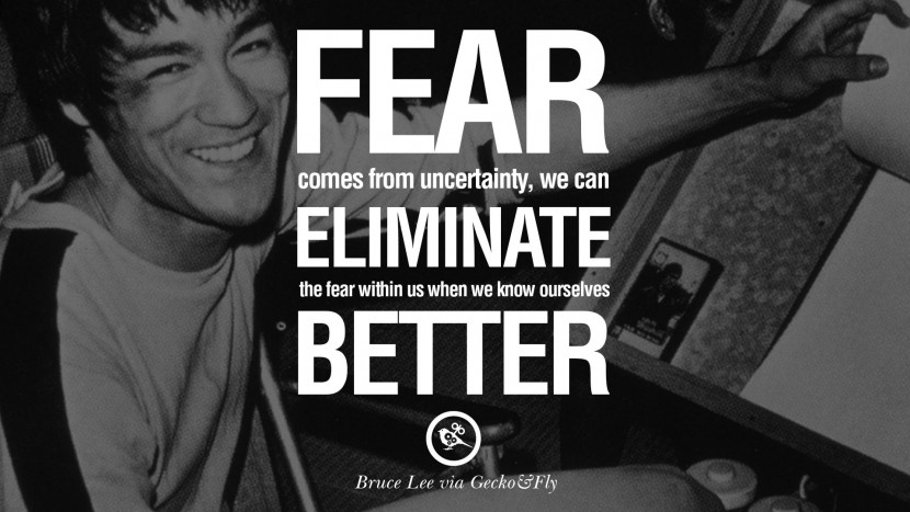Beautiful Bruce Lee Quotes