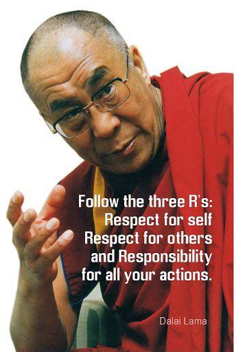 Beautiful Dalai Lama Quotation