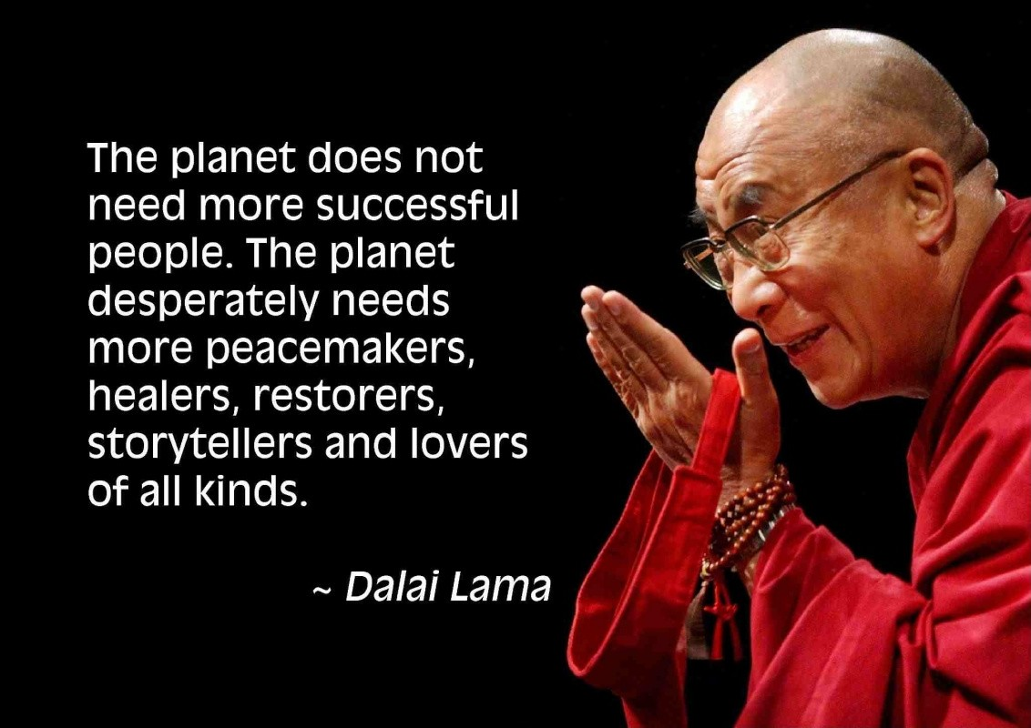 Beautiful Dalai Lama Quotes