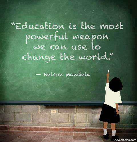 Beautiful Education Quotes