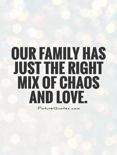 Beautiful Family Quotations