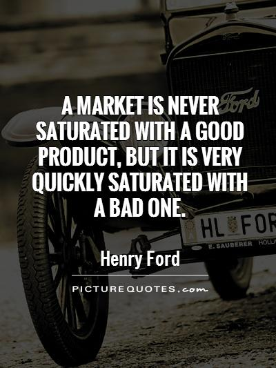Beautiful Henry Ford Quotations