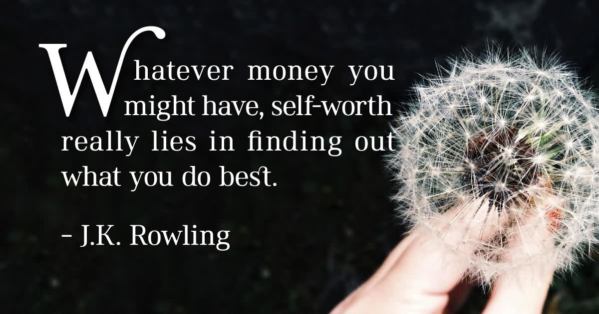 Beautiful J K Rowling Quotes