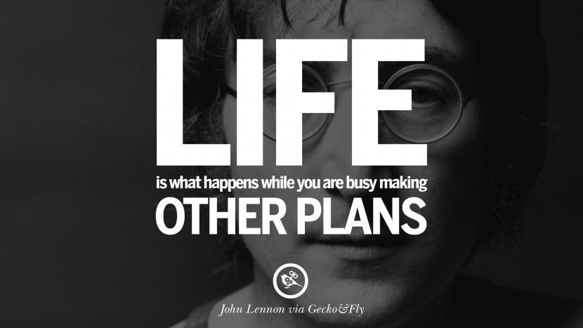 Beautiful John Lennon Quotations