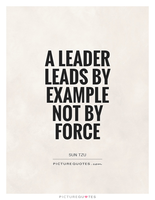 Beautiful Leader Quotes