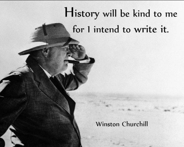 Beautiful Winston Churchill Quotations and Sayings