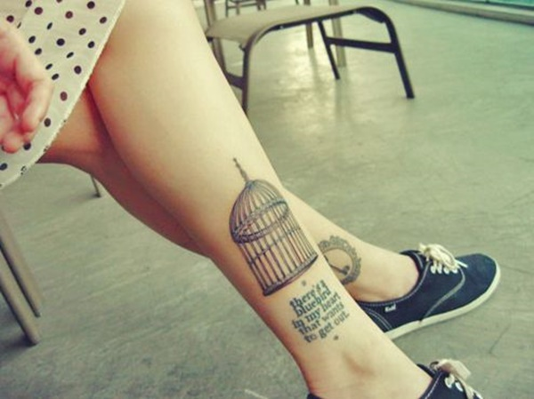 Best Ankle Tattoos Designs