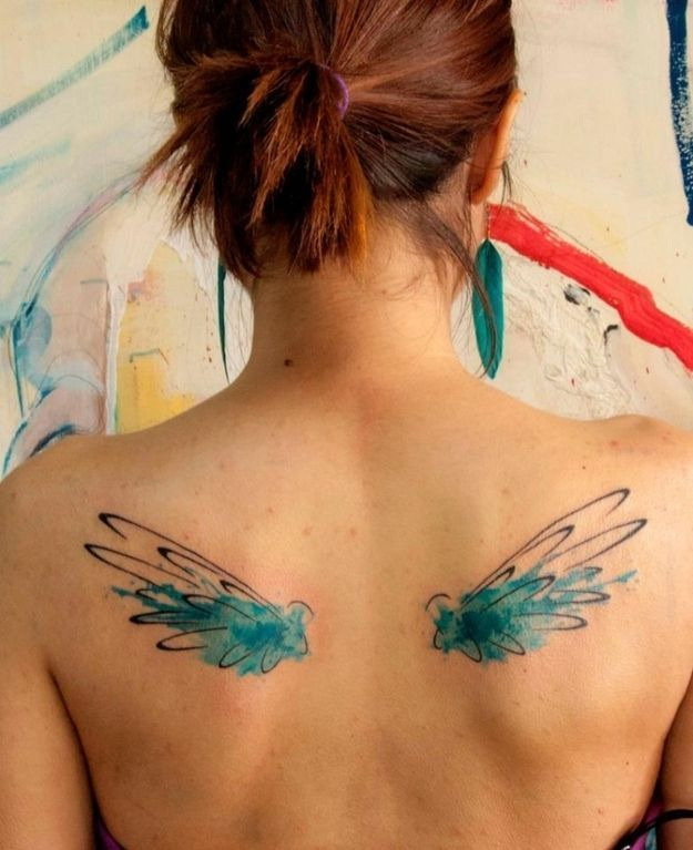 Best Colorful Tattoo