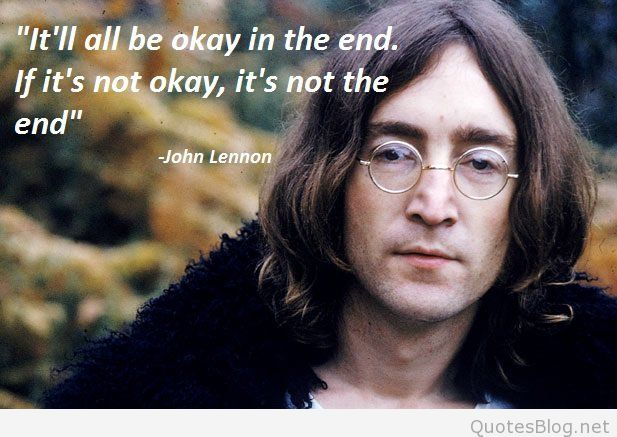 Best John Lennon Quotes