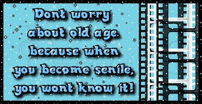 Brilliant Age Sayings