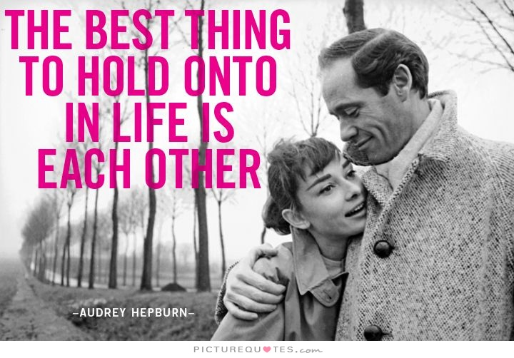 Brilliant Audrey Hepburn Quotes