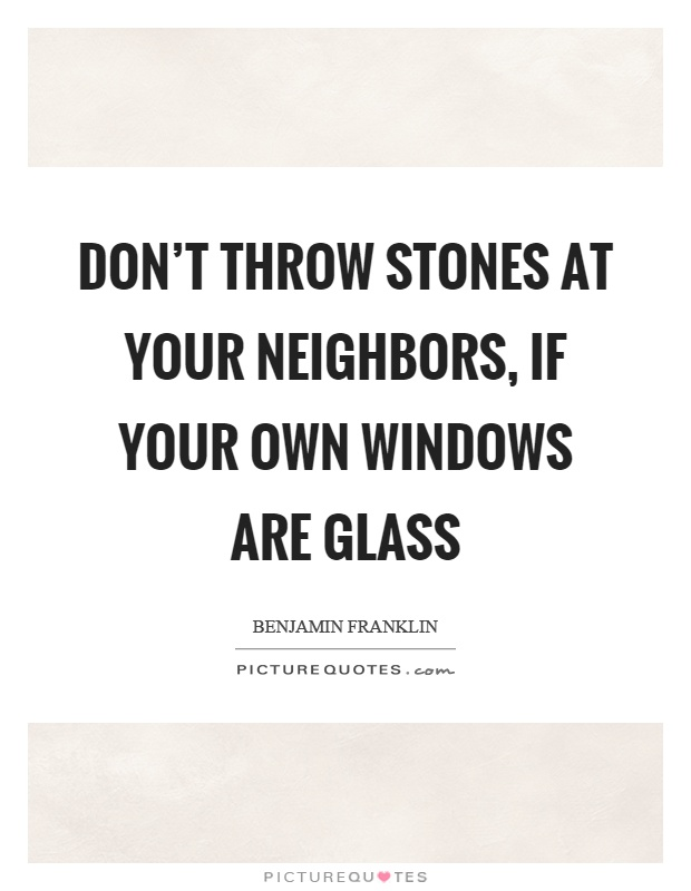 Brilliant Benjamin Franklin Quotes
