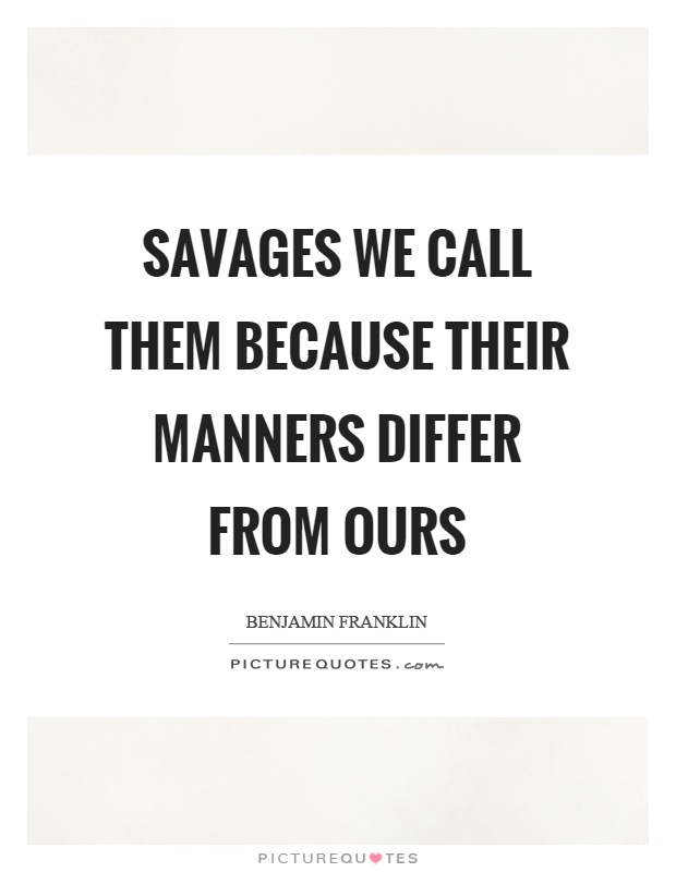 Brilliant Benjamin Franklin Sayings