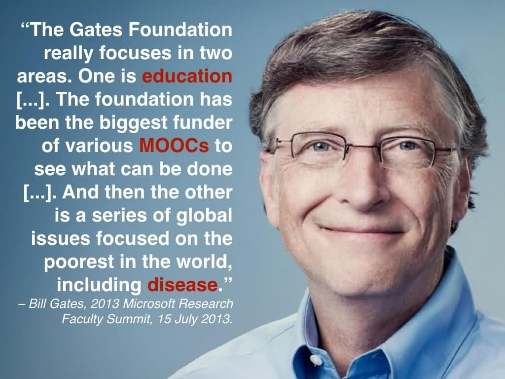 Brilliant Bill Gates Quotes