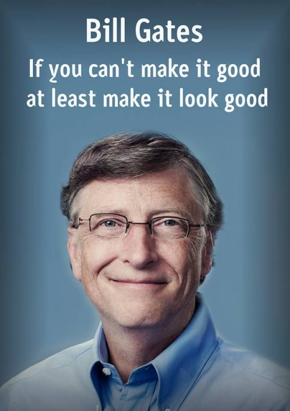 Brilliant Bill Gates Sayings