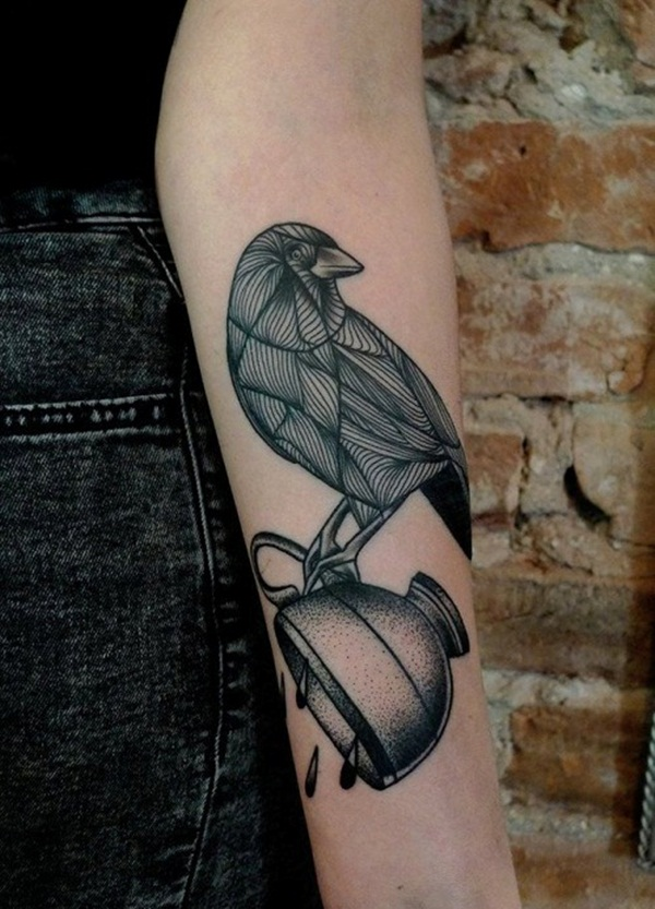 55 Cutest Bird Tattoos Designs That Symbolize Freedom